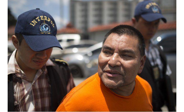 Los sospechosos de masacre en Guatemala arrestados por EEUU