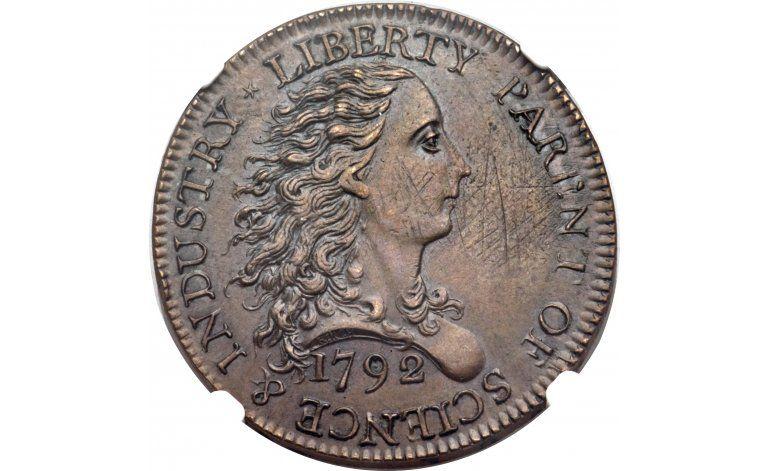 Venden 2 monedas antiguas de EEUU por más de 800.000 dólares