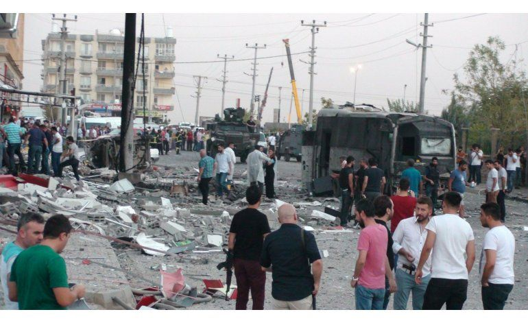 Aviones turcos alcanzan a PKK en norte de Irak tras ataques