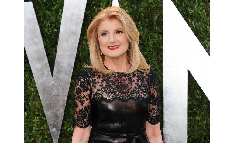 Arianna Huffington deja el diario The Huffington Post