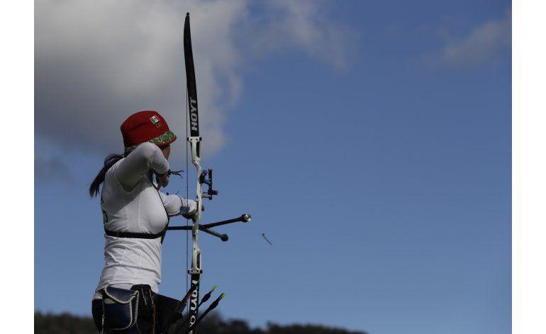 Mexicana Valencia vuelve sin medalla en tiro con arco