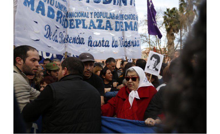 Apoyo a Madres Plaza de Mayo en medio polémicos dichos Macri
