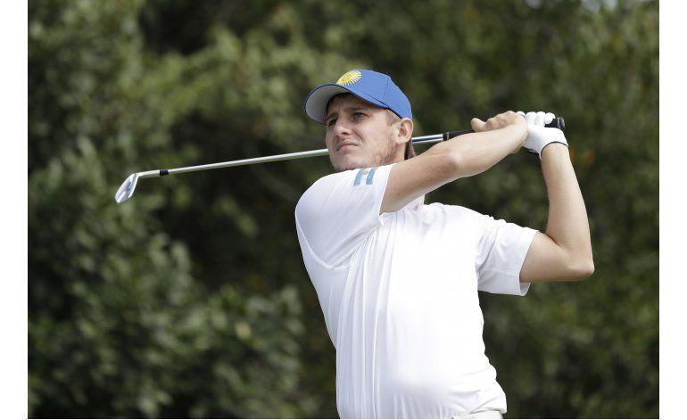 No más angustia para argentino Grillo por sus palos de golf
