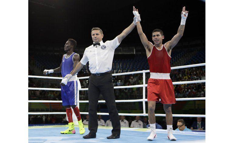 Argentino Melián debuta en Río con triunfo en peso gallo