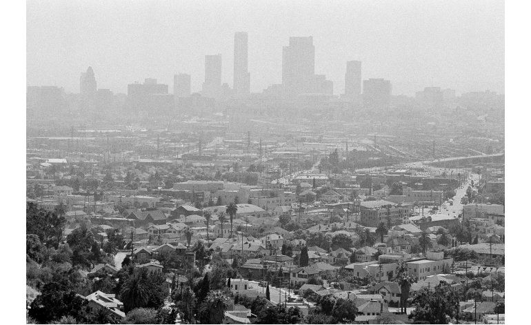 Se agrava el smog en California