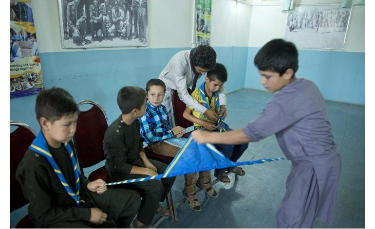 Afganistán: americana hace bien con algo de ayuda de Prince