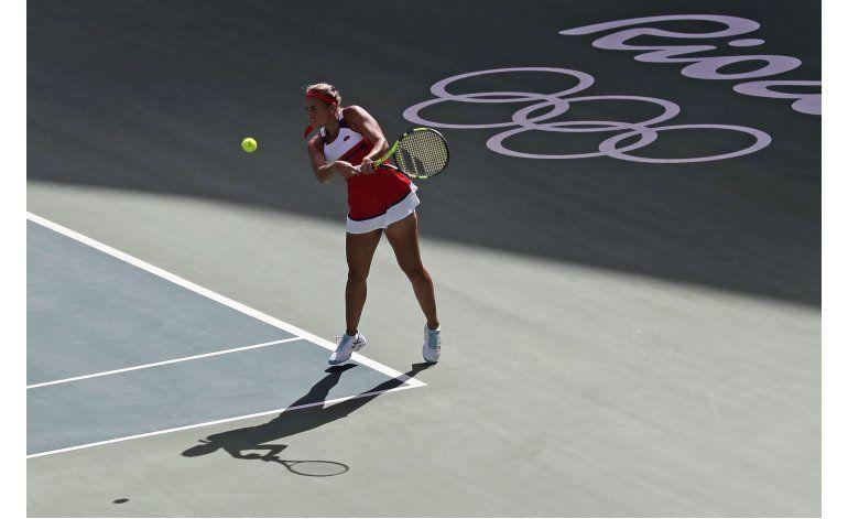 Puig histórica: Avanza a la final del tenis olímpico
