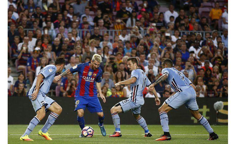 Messi anuncia que volverá a jugar por Argentina