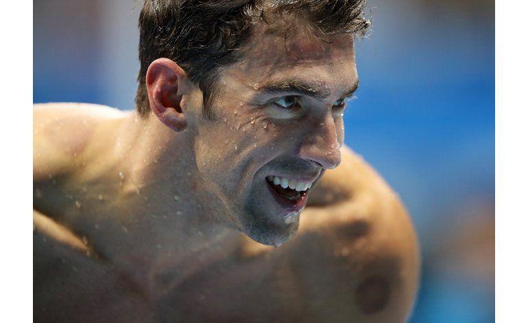 Phelps va por su 5to oro, Ledecky y Hosszu por el 4to