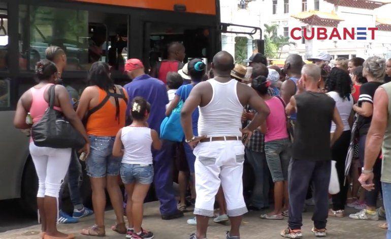 El transporte en Cuba, al borde del colapso