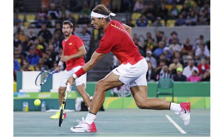 Nadal gana oro en dobles de los Juegos Olímpicos