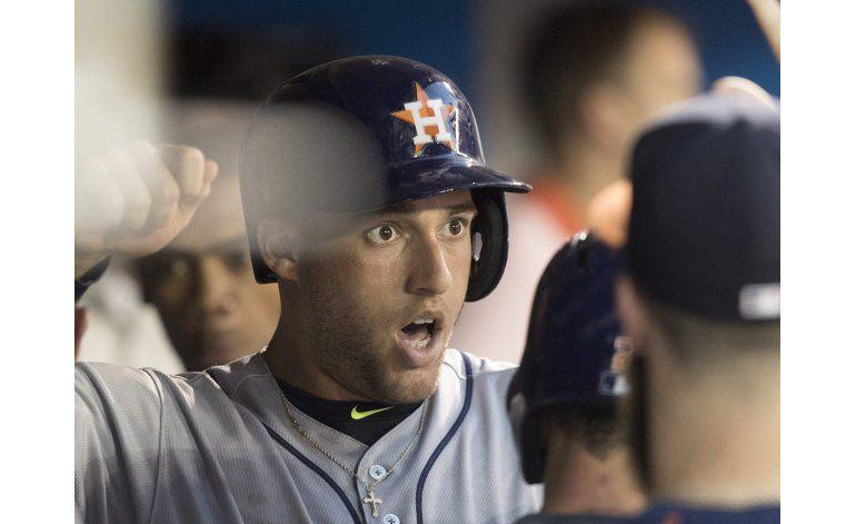 Astros ganan 5-3 a Azulejos: Musgrove logra 1ra victoria