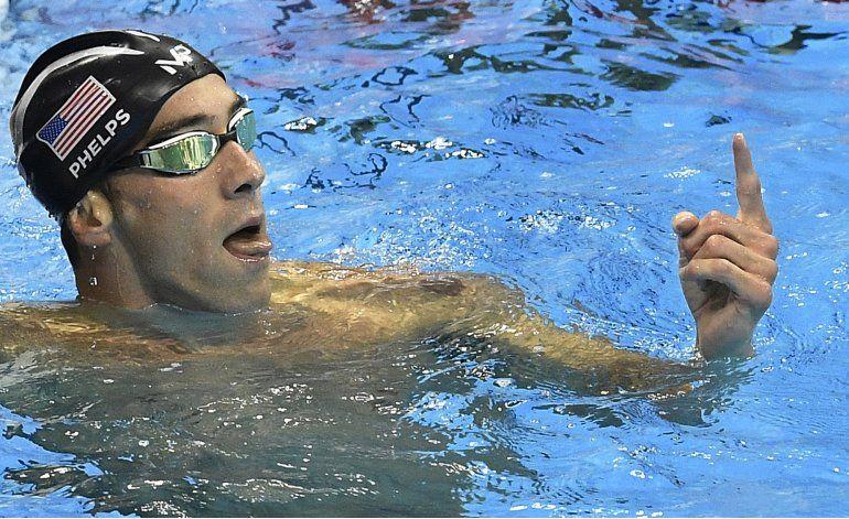 Aparece Bolt y se despide Phelps en Río