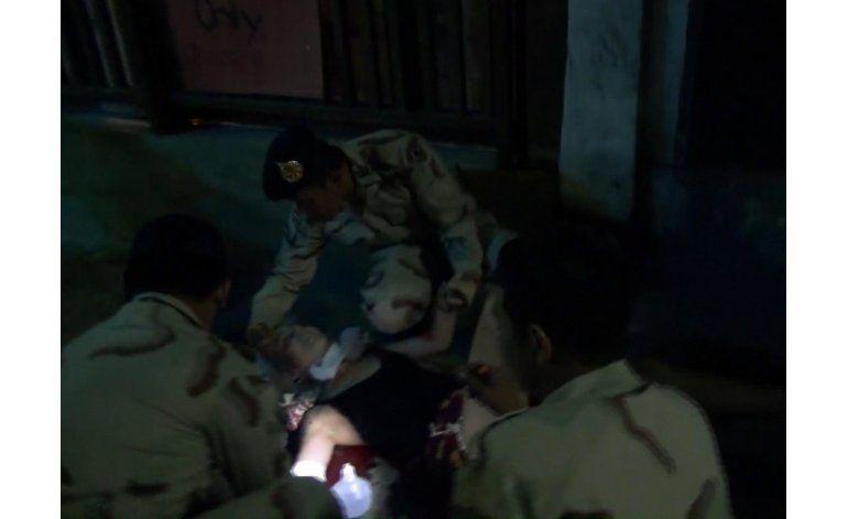 La policía tailandesa busca sospechosos tras explosiones
