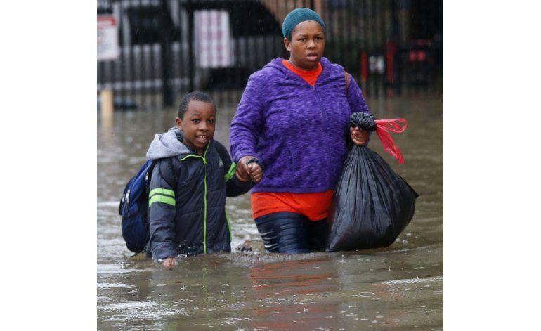 Inundaciones en Louisiana dejan tres muertos