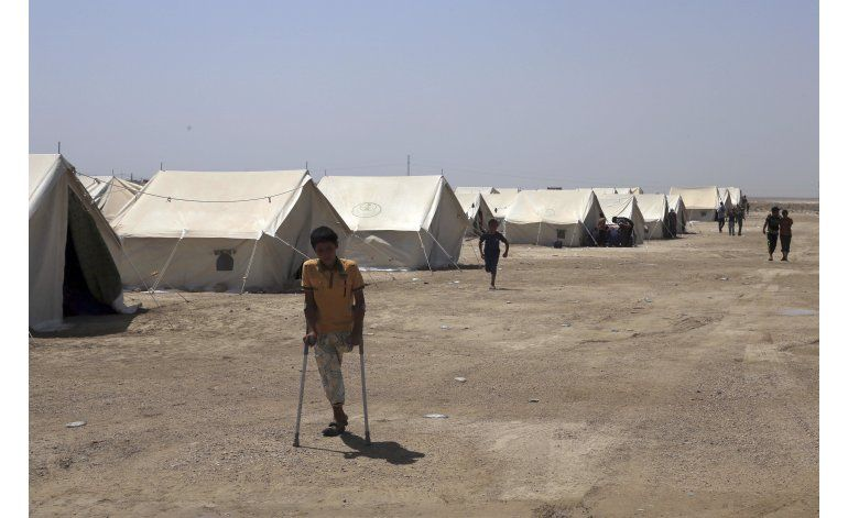 Las victorias contra EI resquebrajan el corazón suní de Irak