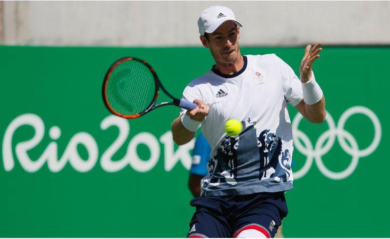 Murray jugará final en Río para revalidar oro