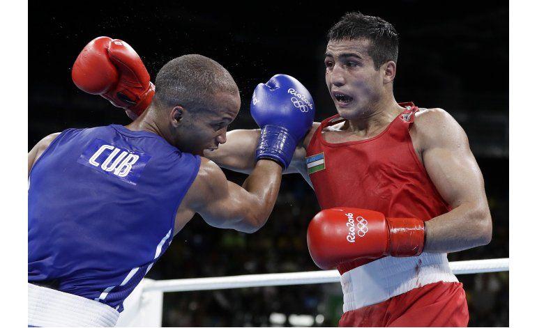 Cubano Iglesias, oro en Londres, falla en boxeo de Río