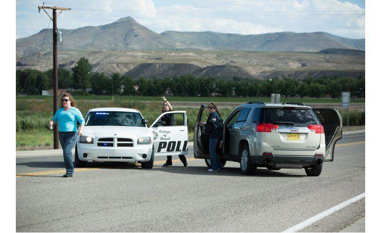 Fugitivo detenido tras asesinato de policía en Nuevo México