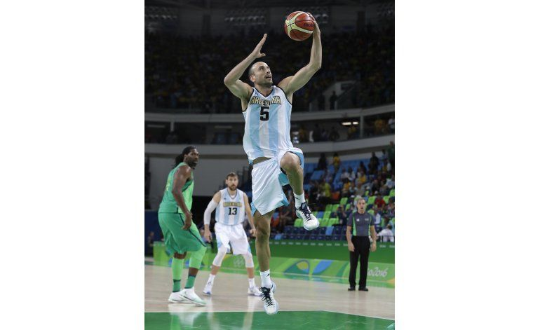 Argentina gana épico partido a Brasil en el básquet de Río
