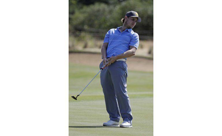Grillo peleará por las medallas en el golf olímpico