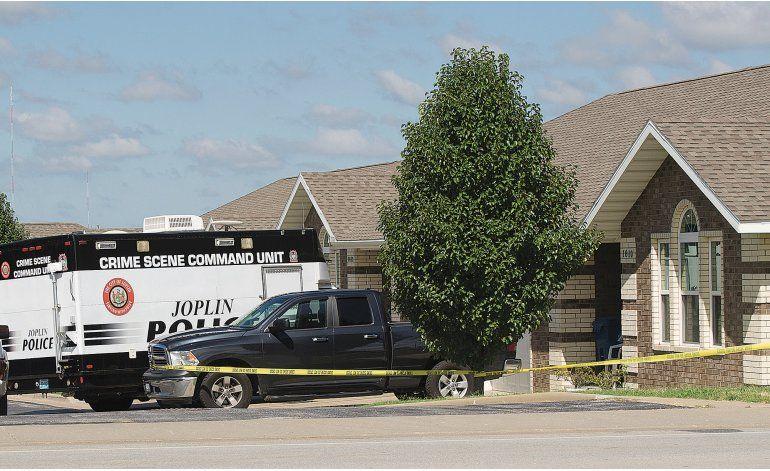 5 heridos de bala en Missouri
