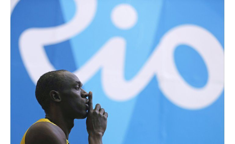 Bolt e Ibargüen iluminarán Río este domingo