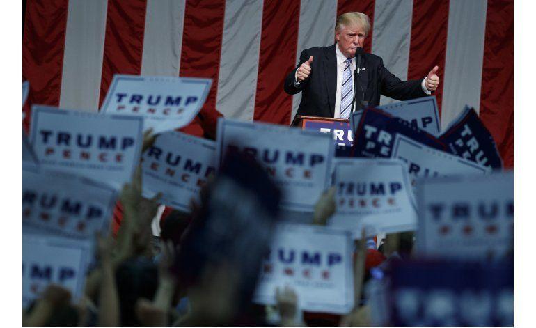 Los números empiezan a complicarse para Donald Trump