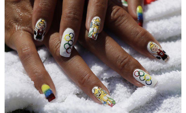 Peruanas dan la nota en el maratón olímpico femenino