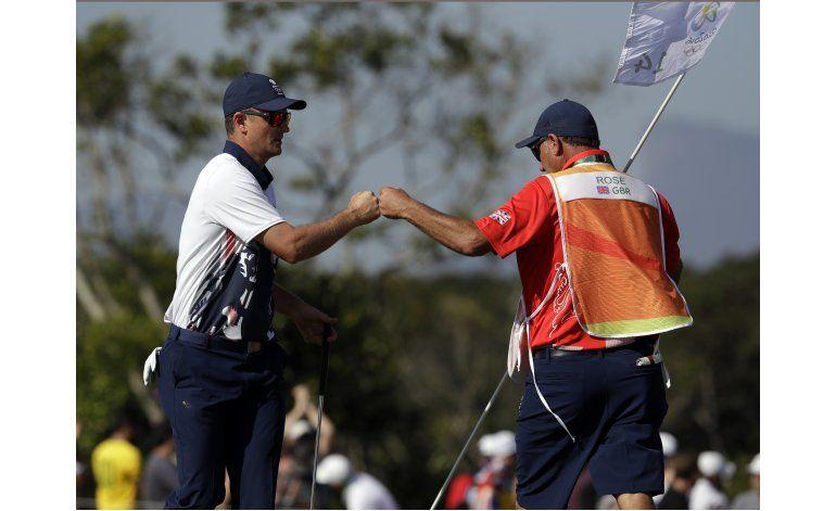Justin Rose gana el primer oro olímpico de golf en 112 años