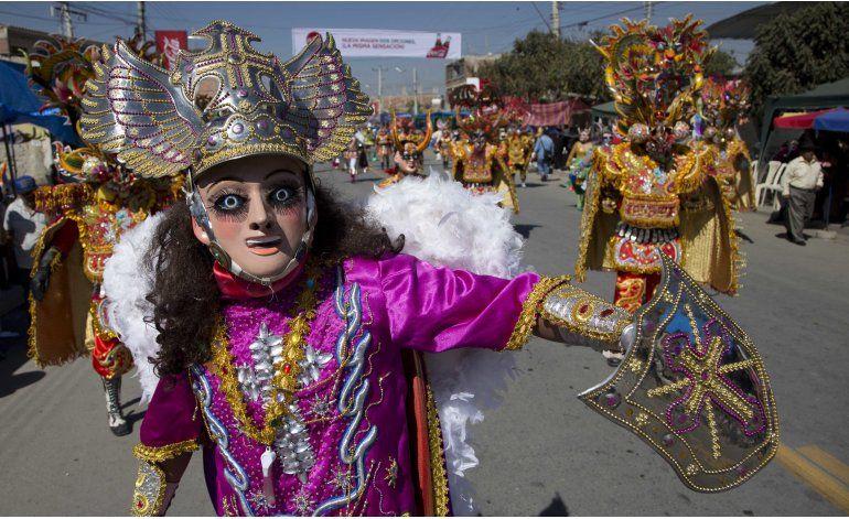 Urkupiña, la festividad que une la fe y el baile en Bolivia