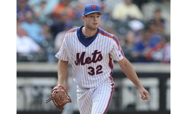 Matz coqueteó con juego sin hits, Mets vencen a Padres