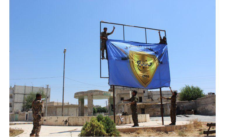 Mueren 10 rebeldes sirios en la frontera con Turquía
