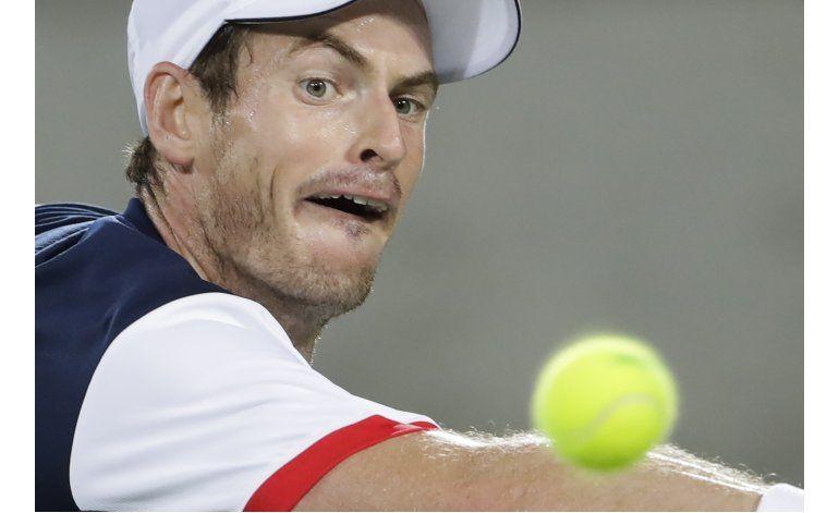 Murray vence a Del Potro y gana el oro en el tenis olímpico