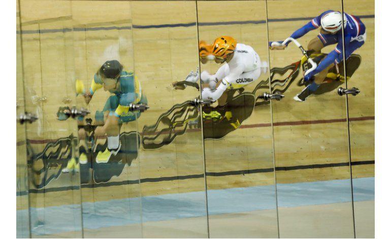 Familia Gaviria mantiene esperanza olímpica en ómnium