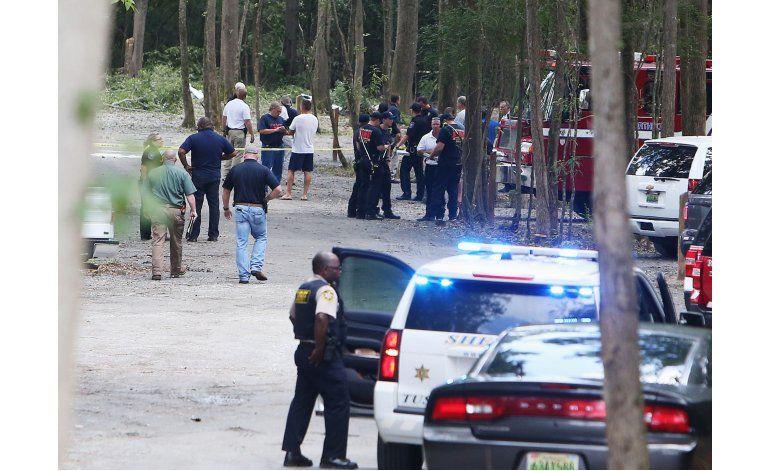 Mueren seis personas al caer un avión pequeño en Alabama