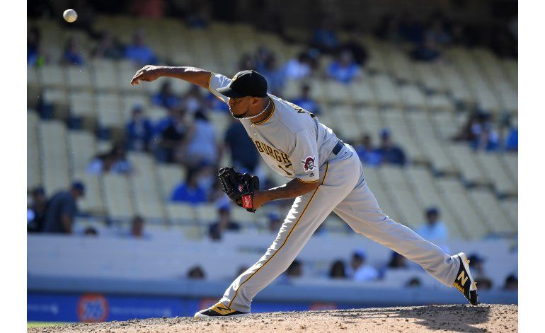 Piratas vapulean a Anderson y vencen a Dodgers