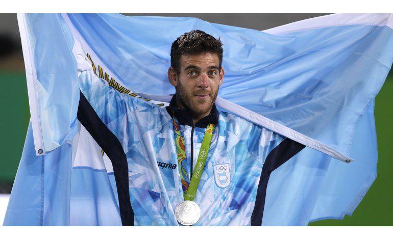 Sin oro, Del Potro deja Río con juego de top 10