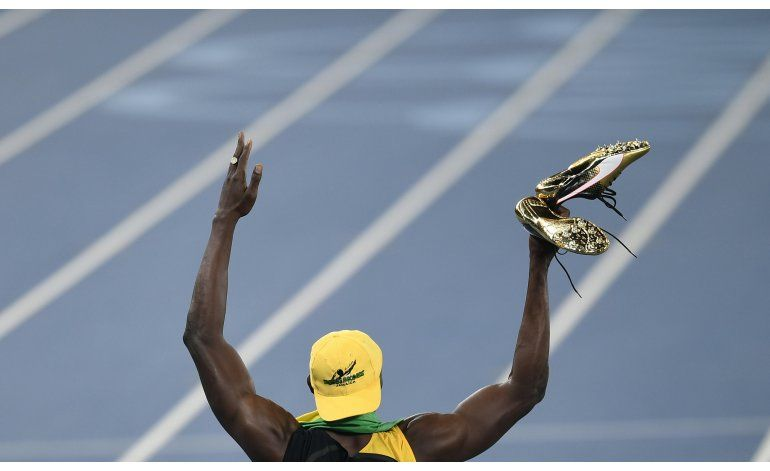 Bolt, Ibargüen y Murray deslumbran en Río