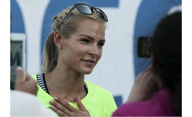 Atleta rusa Klishina gana apelación y podrá competir en Río