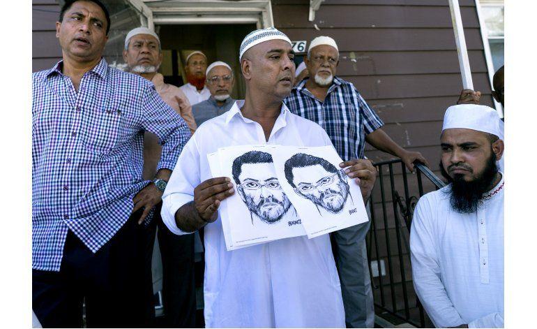 Acusan a hombre implicado en asesinato de imán en Nueva York