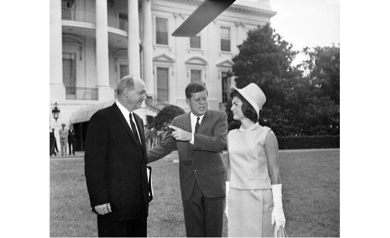 Nuevo filme explora papel de Jackie Kennedy en legado de JFK