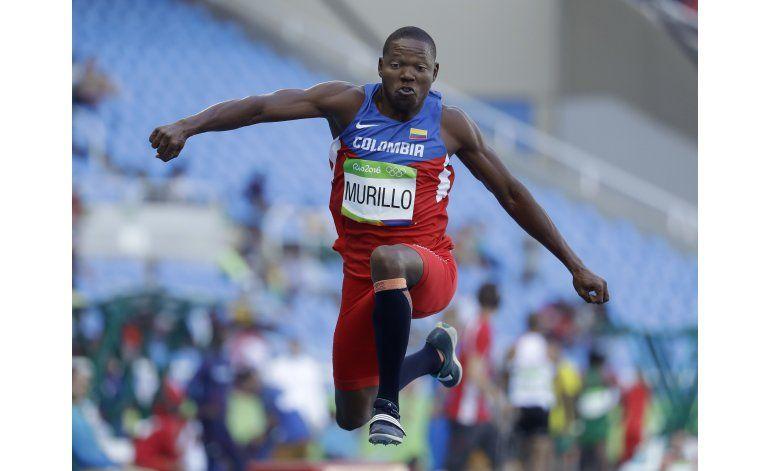 Aparcada la jabalina, Murillo alcanza final en triple salto