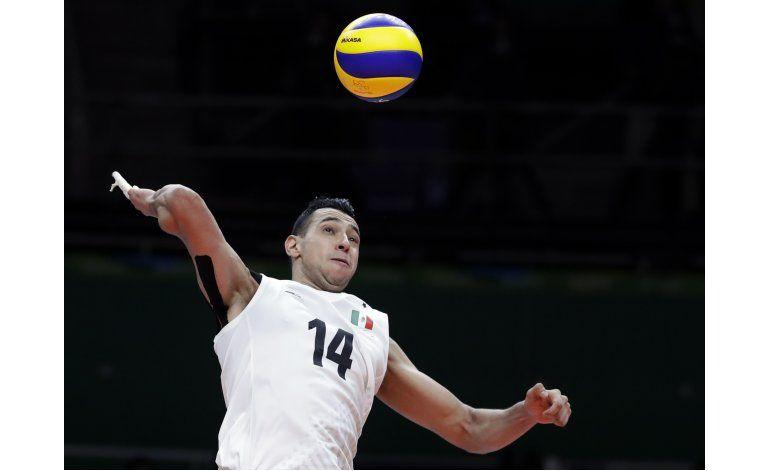 EEUU vence a México en vóleibol masculino en Río