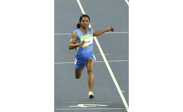 Río: lucha interna para atletas con testosterona alta