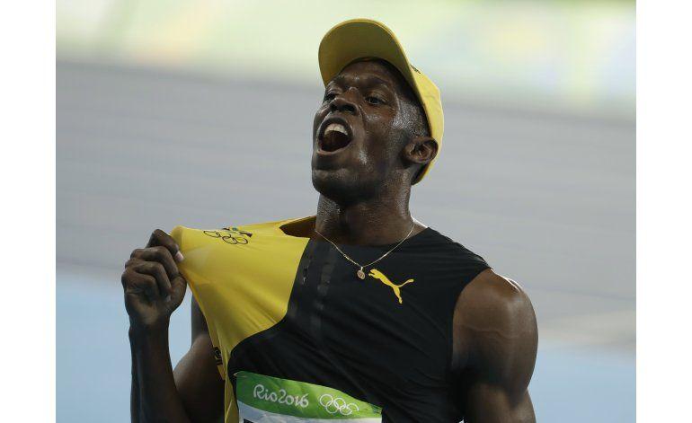 Bolt critica horarios de semifinales y final de 100 metros