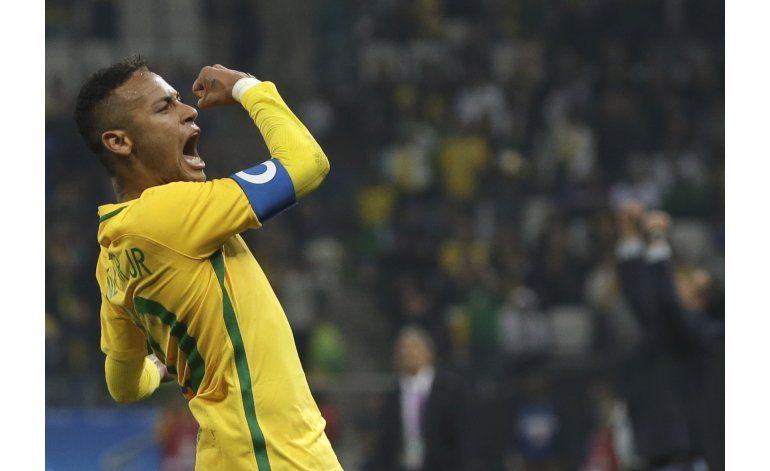 Cerca de una medalla, Brasil trata de no confiarse