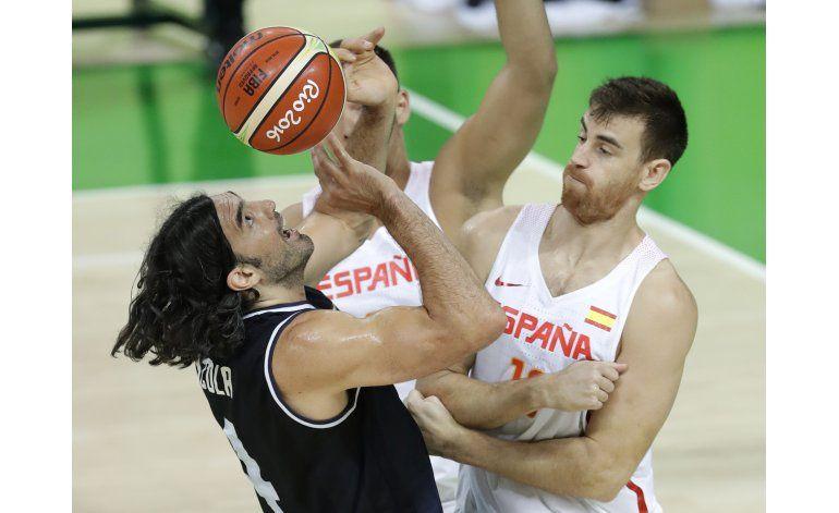Argentina cae ante España; su castigo, enfrentar a EEUU