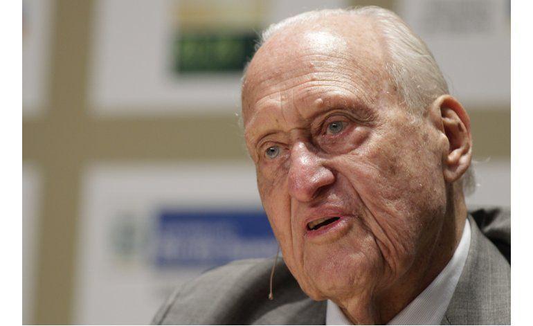 Fallece Joao Havelange, ex presidente de la FIFA