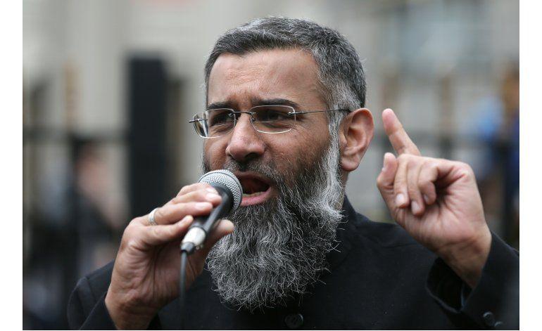GB acusa a predicador musulmán de apoyar a islamistas